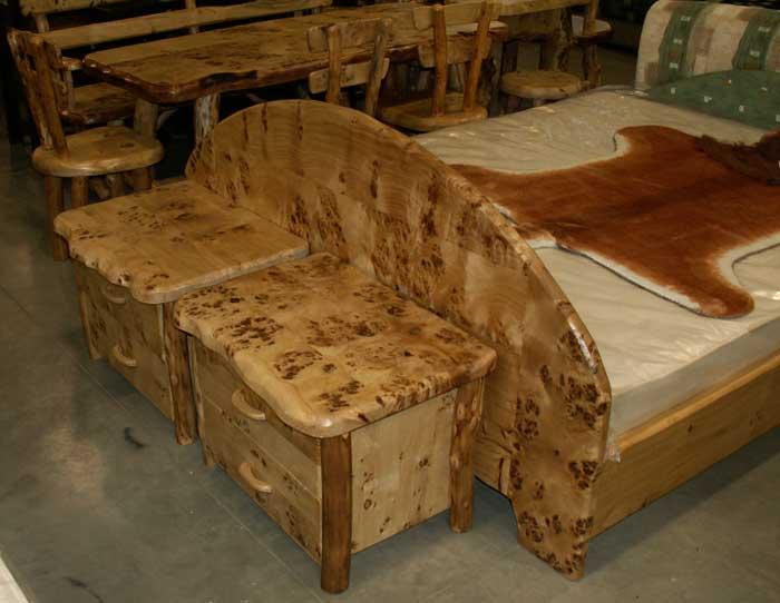 Мебель из черемухи своими руками 52